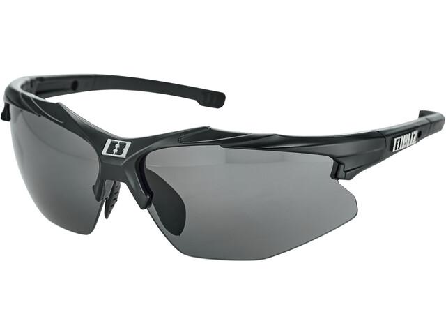 Bliz Hybrid M11 Glasses for Small Faces, matt black/smoke